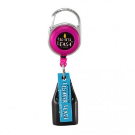 Pink - Premium Clip Lighter Leash®