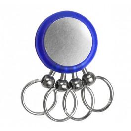 4 Rings Detachable Keychain
