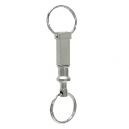 Quick Release Pull-Apart Key Chains Key Rings