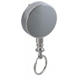 Push-Lock Chrome Reel