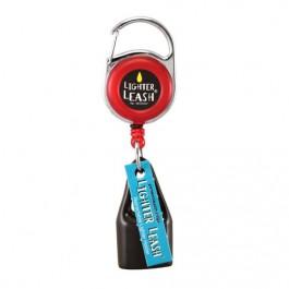 Red - Premium Clip Lighter Leash®