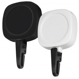 Square Plastic Badge Reel for Round Holes
