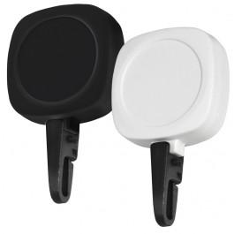 Square Plastic Badge Reel for Round Holes