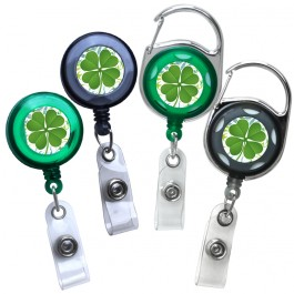 Lucky Sham Series, Retractable ID Badge Reels