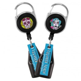 Sugar Skull Designs Lighter Leash®