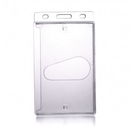 Translucent White Business Card Dispenser
