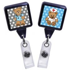 Medical Series Square Plastic Badge Reel