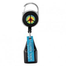 Peace Tie Dye Lighter Leash®