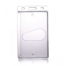 Translucent White Business Card Dispenser