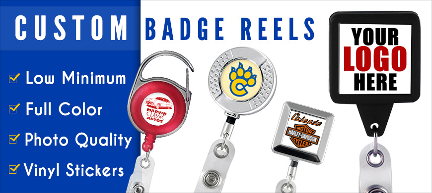 custom id badge reels